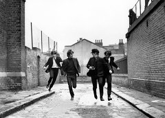 The Beatles. A Hard Day's Night. 1964 год